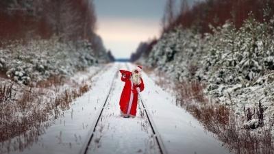 В Новый год в Эстонии будет морозно, но без снега