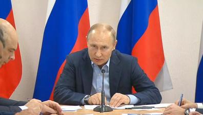 Путин: выплаты пострадавшим от паводка должны начаться незамедлительно