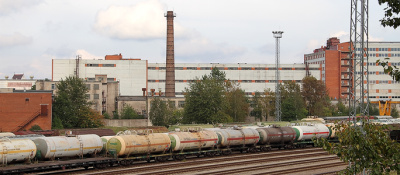 Город продаёт заводу недвижимость за 1 эстонскую крону