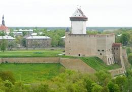 Нарва планирует выйти из объединения городов-крепостей