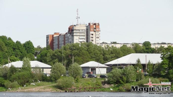 В Ивангороде ликвидировали базу контрабандистов
