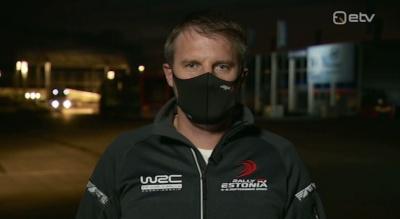 """Зрители """"Ралли Эстония"""" должны быть в масках"""