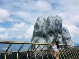 Поразительный мост во Вьетнаме