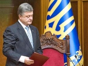 Порошенко заявил, что необходимо прекратить огонь на востоке Украины уже на этой неделе