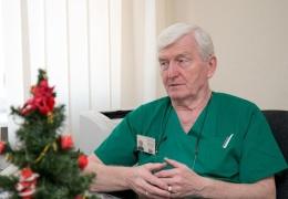 Правительство выделит 50 000 евро семье скончавшегося от коронавируса врача Нарвской больницы