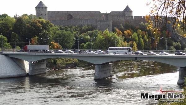 Осиновский, Паулс и Стальнухин сошлись во мнении: туризм в Нарве надо развивать