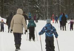 Лыжники и пешеходы должны уважать друг друга