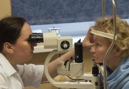 Глазных врачей в городской поликлинике не прибавилось