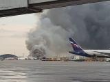 Пилоты сгоревшего лайнера заговорили о трагедии