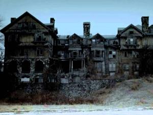Старый особняк Калбертсон