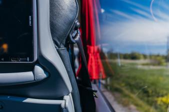 Пассажиры автобусов Lux Express со вторника должны носить маски