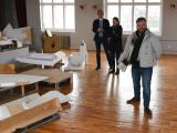 Макет Старой Нарвы установят в административном здании бывшей мебельной фабрики