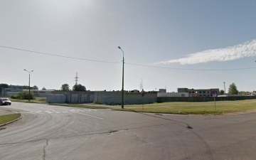 В ДТП возле Transservis-N в Нарве пострадали три ребенка