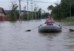 В Приморье еще в двух районах введен режим ЧС из-за подтоплений