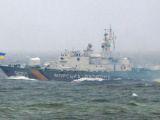 Москва: три корабля ВМС Украины неправомерно зашли во временно закрытую акваторию территориального моря РФ