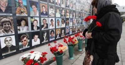 В Москве почтили память жертв теракта в Театральном центре на Дубровке