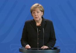 Меркель: Германия и Франция будут вести совместную борьбу с терроризмом