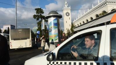 Российские таксисты смогут работать в Финляндии