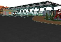 Страсти вокруг строительства автовокзала в Нарве: город расторг договор с одним из подрядчиков
