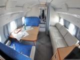 Ту-134 переоборудованный в комфортабельный авиалайнер