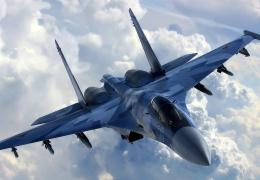Летавший над Финским заливом Су-27 заподозрили в нарушении границы Финляндии
