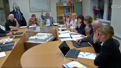 Горуправа Нарва-Йыэсуу проведет опрос жителей об объединении с волостью Вайвара