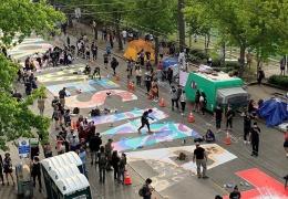 Сиэтл: шесть кварталов свободы - от власти, от полиции, от государства