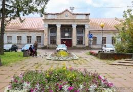 Реставраторы вокзала в Нарве удостоены награды Департамента охраны памятников старины