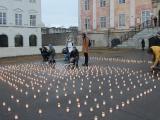 1000 свечей напомнили о погибших и призвали к согласию ныне живущих