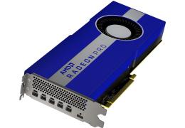 AMD анонсировала профессиональную видеокарту Radeon Pro W5700 на 7-нм GPU Navi 10