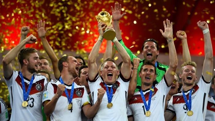 Германия – чемпион мира по футболу