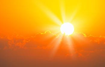 Температурный рекорд в Эстонии зарегистрирован в понедельник в Кейла +34,6