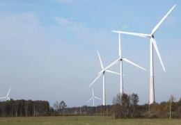 По соображениям безопасности Эстонии Рийгикогу против установки ветряков в Ида-Вирумаа