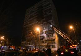 В Москве 13 человек пострадали и один погиб при взрыве газа в жилом доме