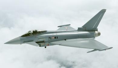 Испанские истребители облетят всю Эстонию на высоте 300 метров