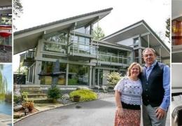 Пара из Британии разыгрывает свой дом в лотерею за 3 000 000 евро