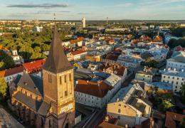 В Тарту обсуждают общую планировку города