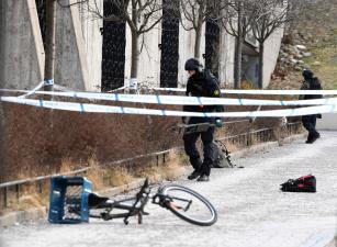 Один человек погиб и один пострадал при взрыве в стокгольмском метро