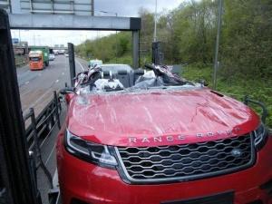 Range Rover не пройдет