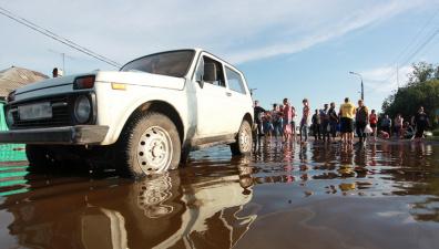 МЧС: паводок в Иркутской области нарастает