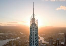 Q1 Tower — самый высокий жилой небоскрёб Австралии