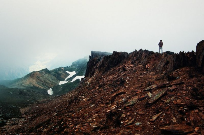 Альпы: потрясающие снимки фотографа-самоучки Лукаса Фурлана