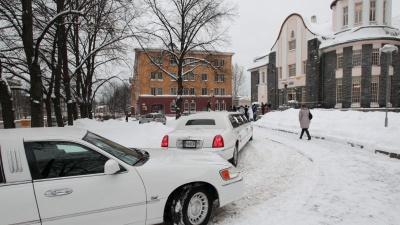 В декабре число браков в Эстонии на треть превысило количество разводов