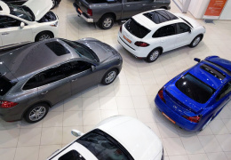 Россия стала вторым автомобильным рынком в Европе