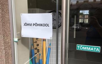 В связи со вспышкой коронавируса учеба в основных школах Йыхви начнется 7 сентября
