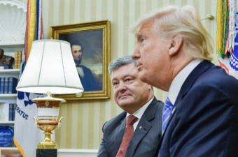 Порошенко заявил, что Трамп не похож на человека, у которого имеются особые связи с РФ