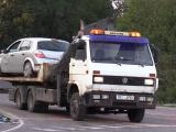 На шоссе Таллинн-Нарва столкнулись четыре автомобиля: один человек погиб, шесть пострадали
