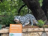 В зоопарке поселили животных из ЛЕГО