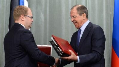 Правительственная комиссия РФ одобрила законопроект о ратификации пограничного договора с Эстонией