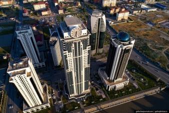 Город-сказка: фотограф из Новосибирска запечатлел восстановленный Грозный